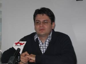 Purtătorul de cuvânt al DSP Suceava, Adrian Popescu