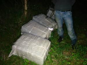 Ţigările,în valoare de peste 30.000 de lei, au fost ridicate în vederea confiscării