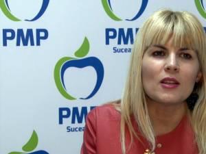 Elena Udrea: Nimeni nu a reuşit să sprijine Suceava atât de mult cât am făcut-o eu când am fost ministru