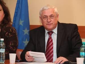 Gheorghe Lazăr, şeful IŞJ Suceava