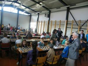 Concursul de şah de la Moldoviţa a fost un real succes
