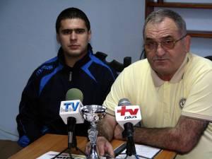 Constantin Tăpîrjan a devenit Cetăţean de Onoare al Sucevei