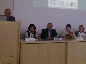 Festivitatea de deschidere a conferinţei a avut loc ieri, în prezenţa participanţilor şi a reprezentanţilor USV
