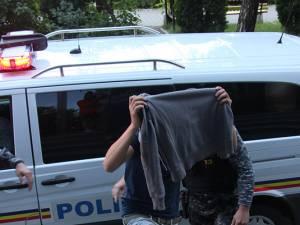 La DIICOT au fost aduşi ieri pentru a fi audiaţi 5 suspecţi şi 9 martori în dosar