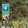 Traseu bicicletă: Păstrăvăria Valea Putnei – Cabana de vânătoare Valea Putnei – Codrul secular Giumalău