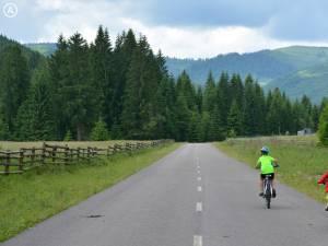 Traseu bicicletă - Drumul Talienilor