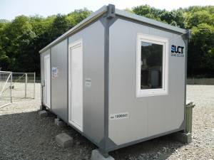 Container modular produs de SUCT Suceava