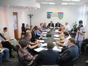 Comisie de dialog social pentru problema Termica