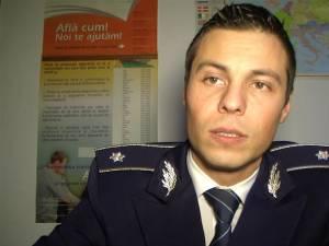 """Ionuţ Epureanu: """"Poliţiştii recomandă încă o dată cetăţenilor să dispună măsuri minime de protecţie a bunurilor astfel încât să nu cadă victime ale hoţilor"""""""