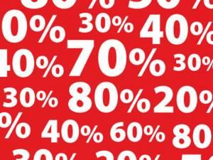 Reduceri de până la 70%, la Shopping City