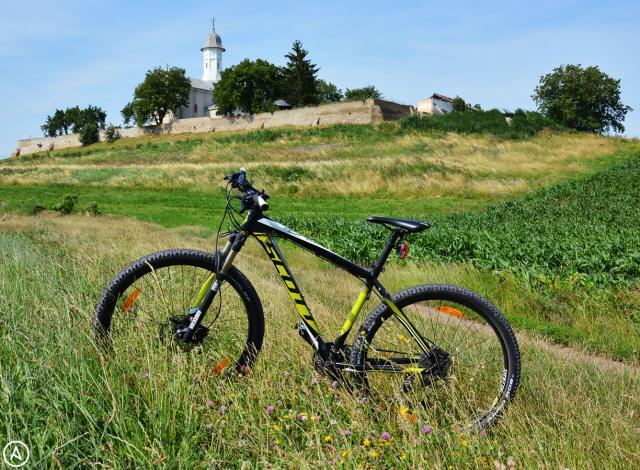 Traseu bicicletă Biserica Sfântul Ilie – Mănăstirea Hagigadar