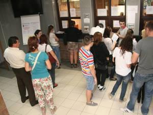 """Miercuri, 23 iulie, s-a încheiat sesiunea de înscrieri a primei etape de admitere de la Universitatea """"Ştefan cel Mare"""" Suceava (USV)"""