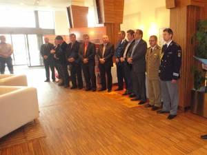 Manifestări de Ziua Poliției de Frontieră Române, la Rădăuţi