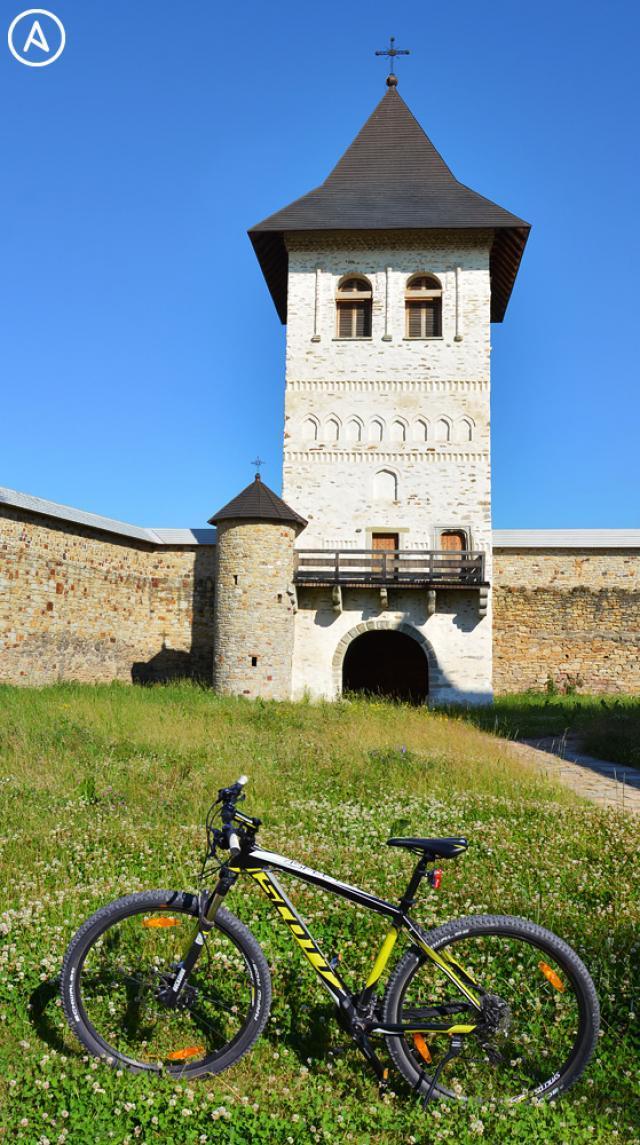 Traseu bicicletă: Drumul Turnurilor