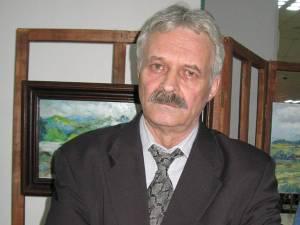 Artistul plastic sucevean Vasile Anghel Siminiuc