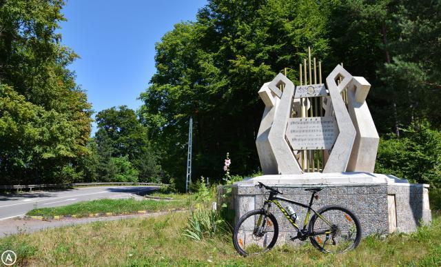 Traseu bicicletă: Ciprian Porumbescu