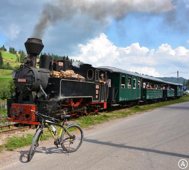 Traseu bicicletă: Pojorâta – Izvoarele Sucevei – Brodina de Jos – Moldovița – Vama