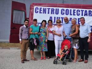 Organizația Femeilor Liberale (OFL) din cadrul PNL Suceava a organizat sâmbătă, 16 august, o acţiune de colectare de bunuri şi alimente pentru sinistraţii din Oltenia