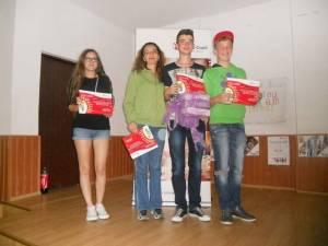 Elevii suceveni au câştigat premiul al II-lea la concursul Egalitate de drepturi, egalitate de şanse