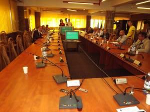 Şedinţa de Consiliu Local a bătut pasul pe loc după plecarea celor din PSD