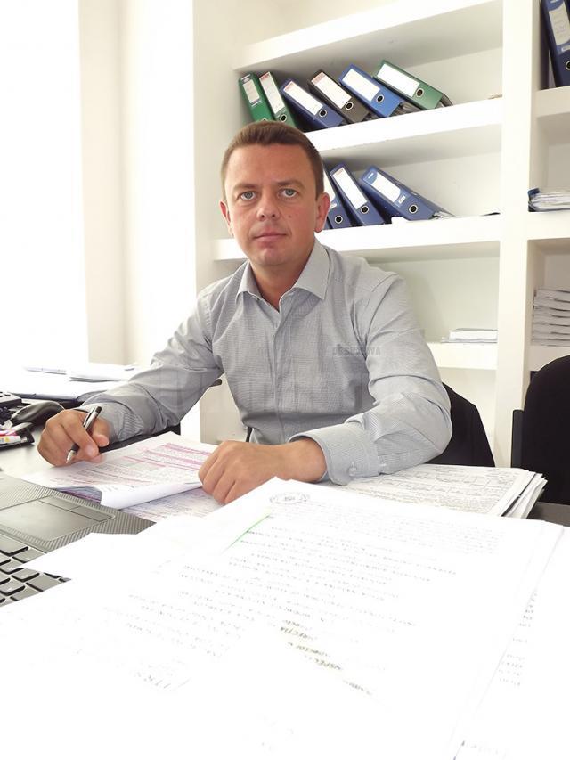 Cezar Ţăpuleasa, inspector şef adjunct al ITRSV Suceava