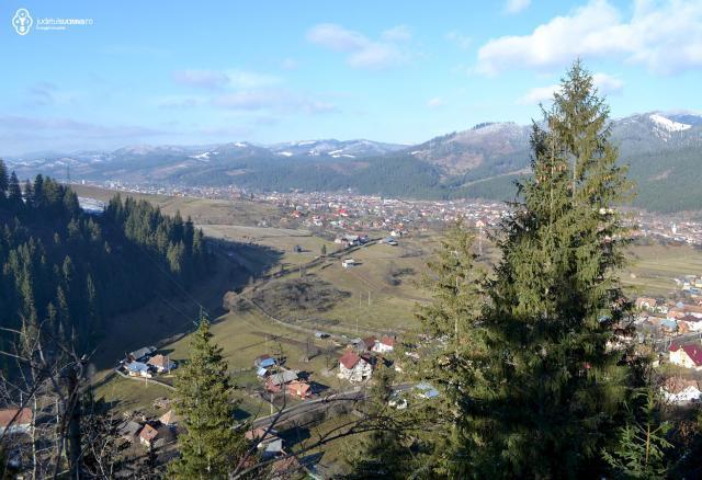 Rezervaţia geologică Piatra Buhei