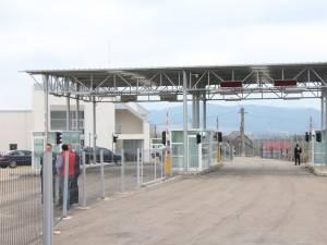 Punctul de trecere a frontierei spre Ucraina de la Vicovu de Sus va fi redeschis în luna septembrie