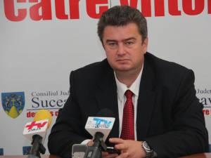 Preşedintele CJ Suceava, Cătălin Nechifor