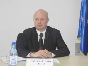Ştefan Purici, prorector al USV - Nu s-a luat nici o decizie în acest sens la USV, însă nu s-a respins ideea organizării acestor colegii