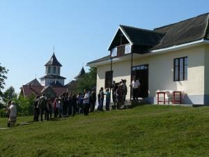 Elevii din Petia în vizită la muzeul recent deschis