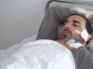 Pe pat de spital, Mugur Bighei se teme pentru viaţa lui