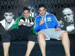 Frații Decebal și Traian Turu Foto: Facebook