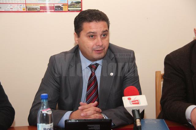 """Prof. Giani Leonte: """"Problema achitării diferențelor pentru hotărâri judecătorești la tranșele pentru trimestrele II și III în municipiul Suceava a fost rezolvată"""""""