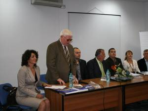 """Proiectul """"Întărirea relațiilor de comunicare între nevăzători în regiunea transfrontalier"""" prezentat la Suceava"""