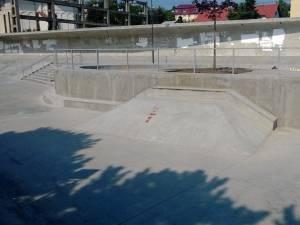 Nordic Skate Park Suceava a fost inaugurat la finele lunii iulie