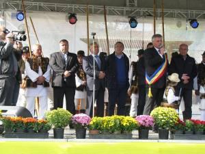 Deschiderea oficială a celor două manifestări de la Câmpulung Moldovenesc
