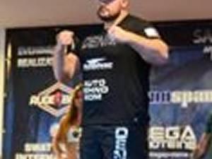 Gheorghe Ignat se bate în această seară, în cuşca MMA. În direct, pe Sport.ro