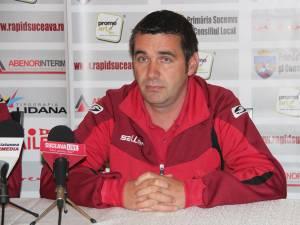 Antrenorul secund Laurenţiu Andrieş spune că rapidiştii sunt dezamăgiţi că nu vor juca meciul ce Petrolul pe Areni