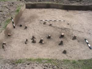 Cercetări arheologice la Adâncata