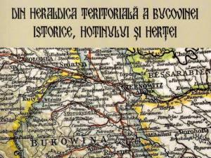 """Alexandru-Grigore Pisoschi: """"Din heraldica teritorială a Bucovinei istorice, Hotinului și Herței"""""""