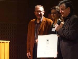 """Premiu pentru Centrul de Arhitectură, Cultură Urbană şi Peisaj """"Uzina de Apă"""" Suceava"""