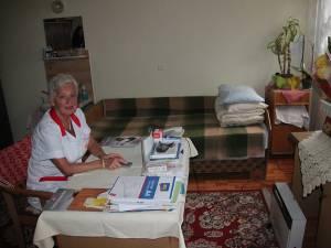 Pe 1 noiembrie, Agneta Pal împlinește 47 de ani de când a intrat pe poarta spitalului din Câmpulung Moldovenesc