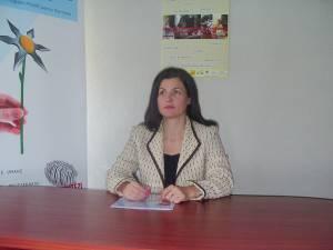 Inspectorul principal de poliţie Liliana Orza, coordonatorul Centrului Regional Suceava al ANITP