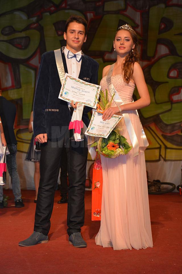 """Miss şi Mister Boboc 2014 de la CNI """"Spiru Haret"""""""