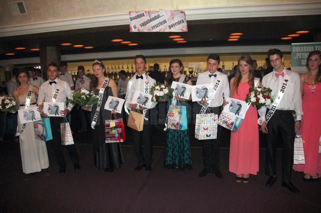 Câştigătorii concursului de Miss şi Mister