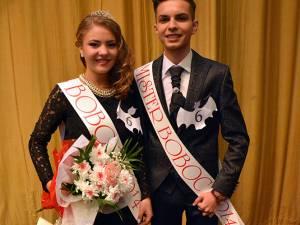 Iustina Ențuc și Alexandru Rață au fost desemnati Miss şi Mister 2014