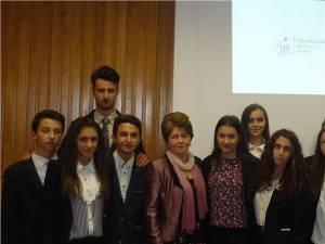 Noul for de conducere al Consiliului Judeţean al Elevilor (CJE) Suceava