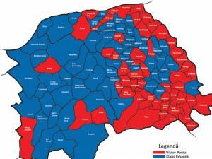 Rezultatele oficiale ale alegerilor din toate localităţile judeţului