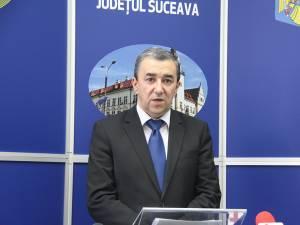 """Florin Sinescu: """"Autorităţile judeţene sunt pregătite să gestioneze condiţiile meteorologice anunţate"""""""