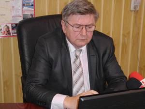 Vasile Latiş, comisar-şef adjunct în cadrul CJPC Suceava
